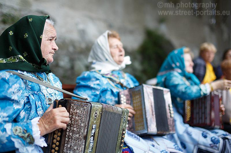 musicians Hontianska paráda - Hrušov - Slovakia