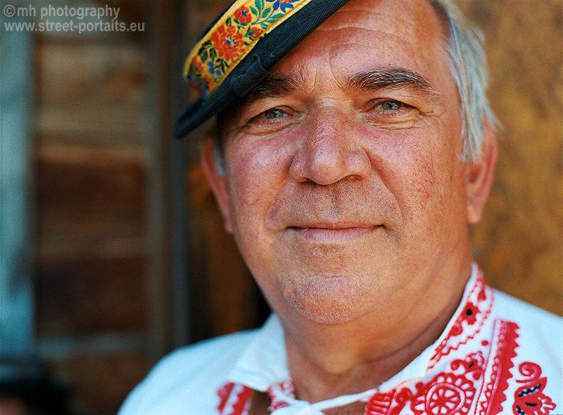 ladislav - musician - hontianska paráda - hrušov - slovakia